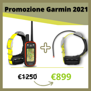 GARMIN PROMOTION 2021